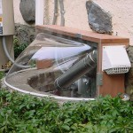 Window Well Cover Installation