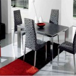 Black Dining Room Chairs Set Of 4
