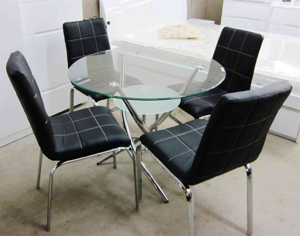 Cheap Dining Chairs Set Of 4 - Decor Ideas
