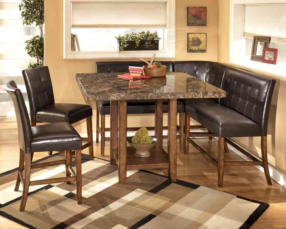 Counter Height Table And Chairs Set