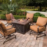 Fire Pit Sets With Chairs