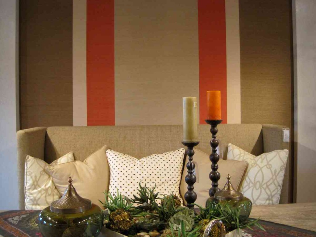 Grass Cloth Wall Covering