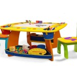 Imaginarium Lego Activity Table And Chair Set