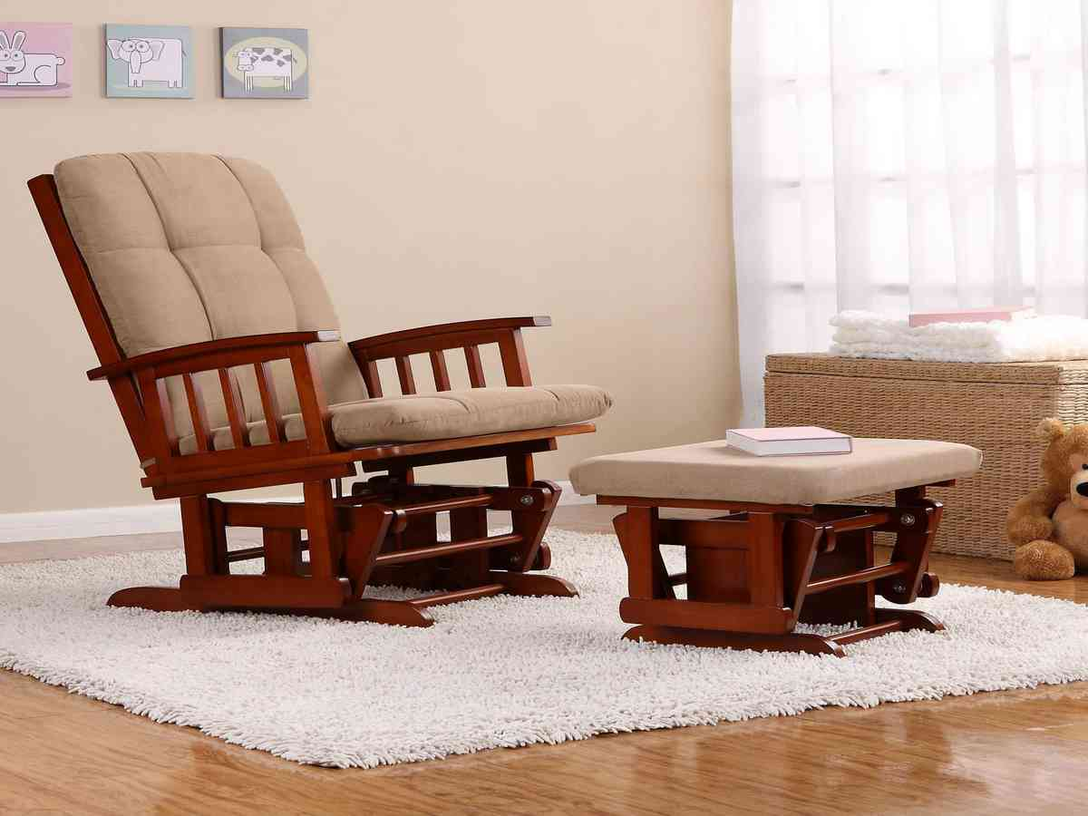 Indoor Rocking Chair Cushion Sets Decor Ideas