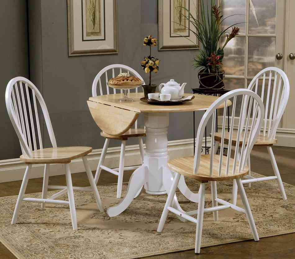 Round Kitchen Table And Chairs Set Decor Ideasdecor Ideas