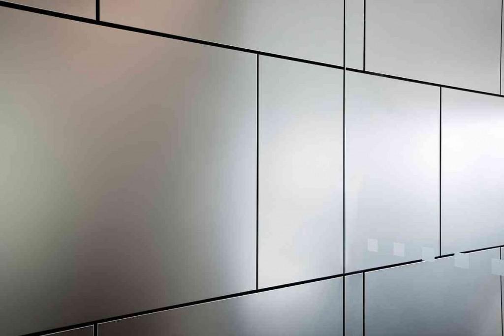 Sheet Metal Wall Covering