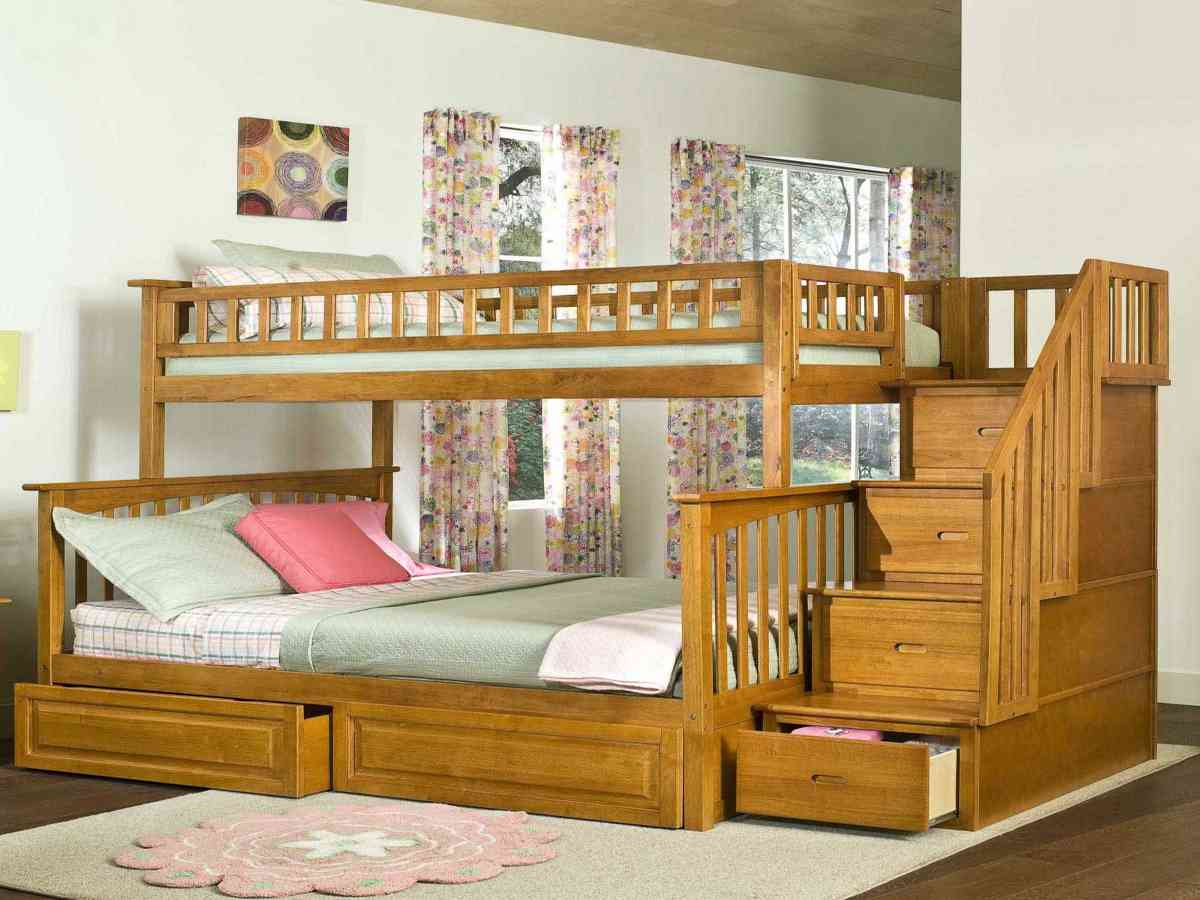 Twin-Over-Twin Bunk Bed Mattress Set Of 2 - Decor Ideas