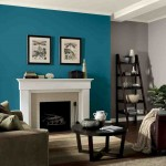 Accent Wall Colors Living Room