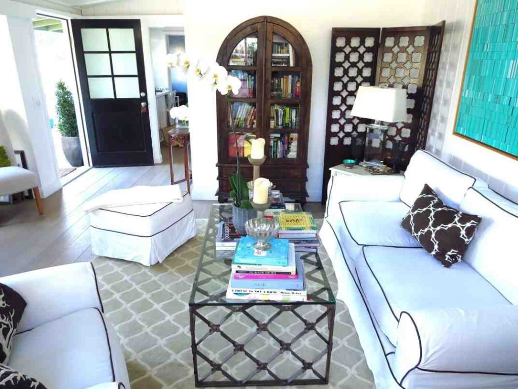 Area Rug Placement Living Room