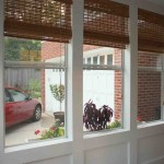 Bamboo Blinds for Patio
