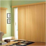 Bamboo Blinds for Sliding Glass Doors