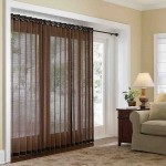 Bamboo Door Blinds