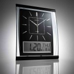 Big Digital Wall Clock