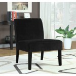 Black Accent Chairs for Living Room