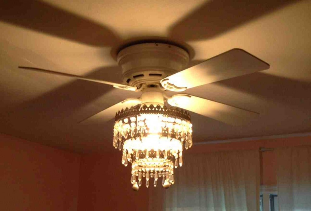 Ceiling Fan Chandelier Light