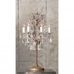 Chandelier Desk Lamp