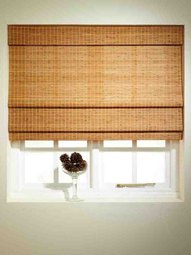 Cheap Bamboo Blinds Decor Ideas