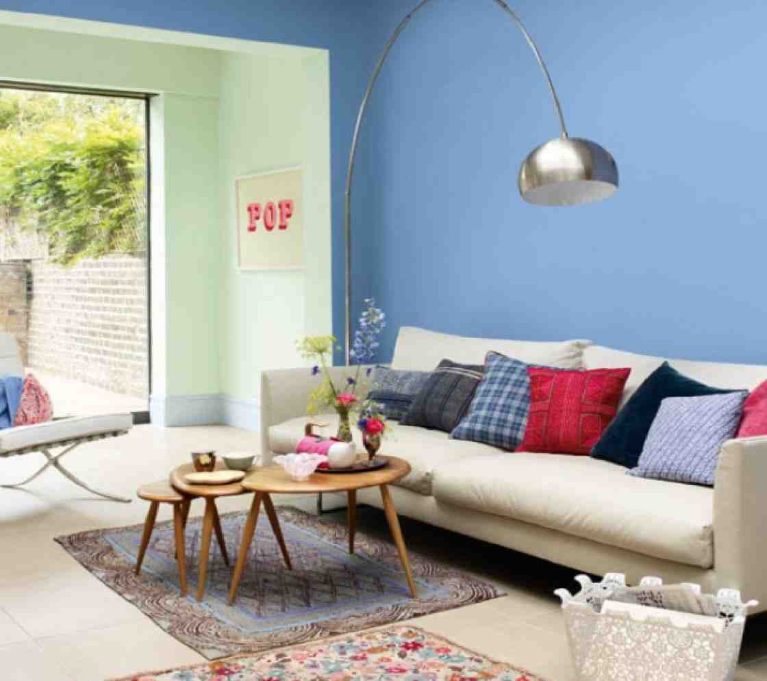 26 Interesting Living Room Décor Ideas Definitive Guide: Contemporary Wall Colors For Living Room