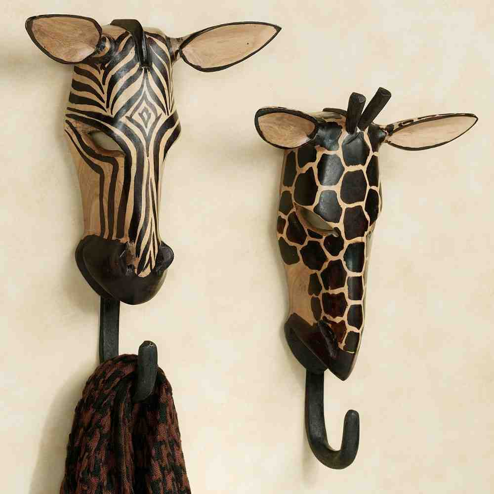 Decorative Wall Hooks for Bathroom