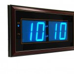Digital Led Wall Clocks Battery Operated