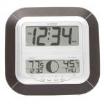 Digital Wall Clock with Temperature