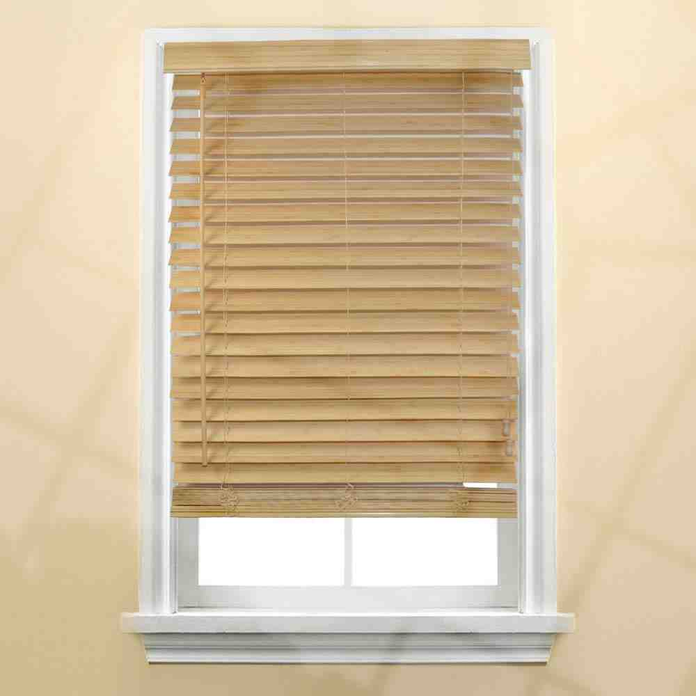 Discount Bamboo Blinds