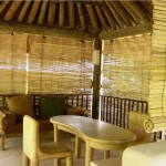 Exterior Bamboo Blinds