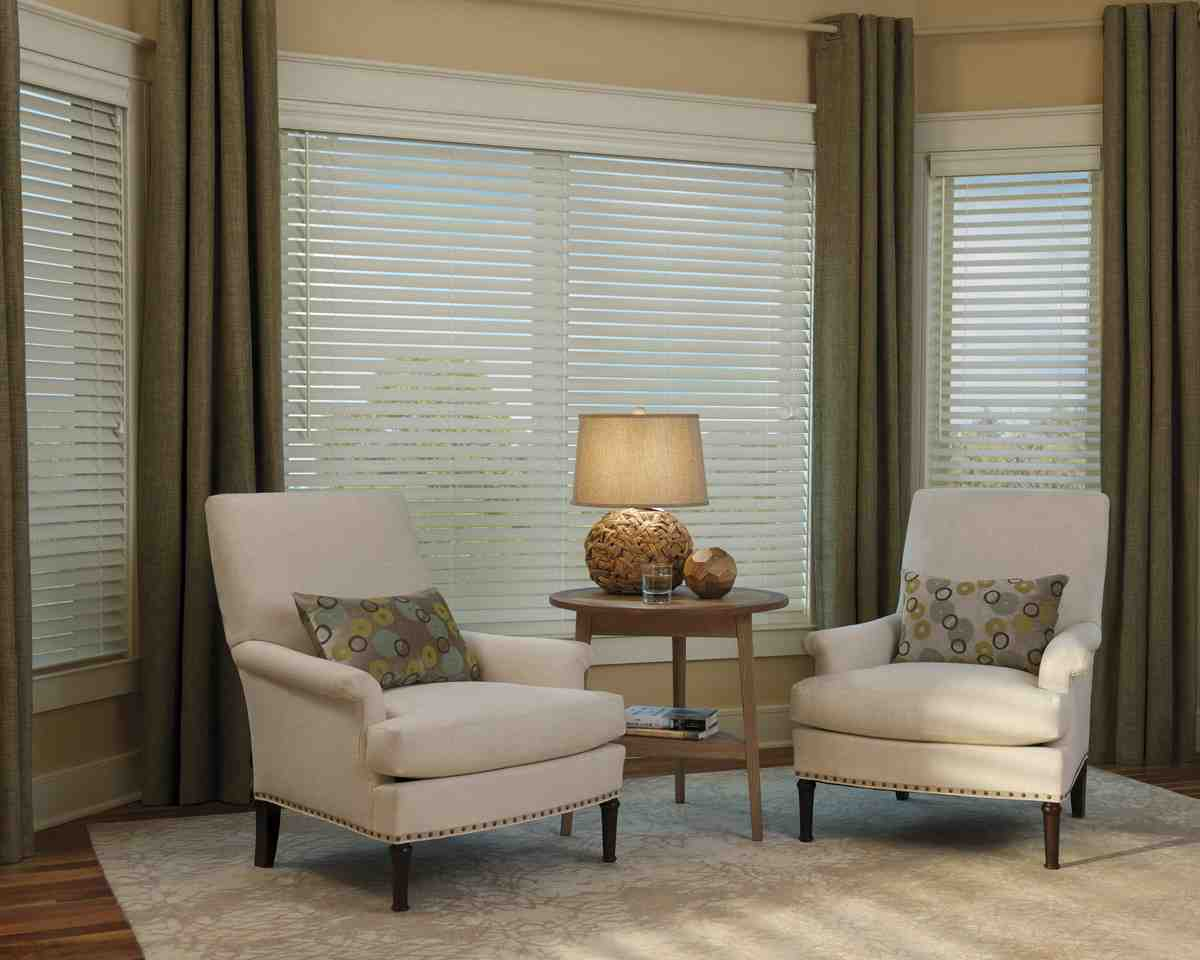 Formal Living Room Curtains Decor Ideas