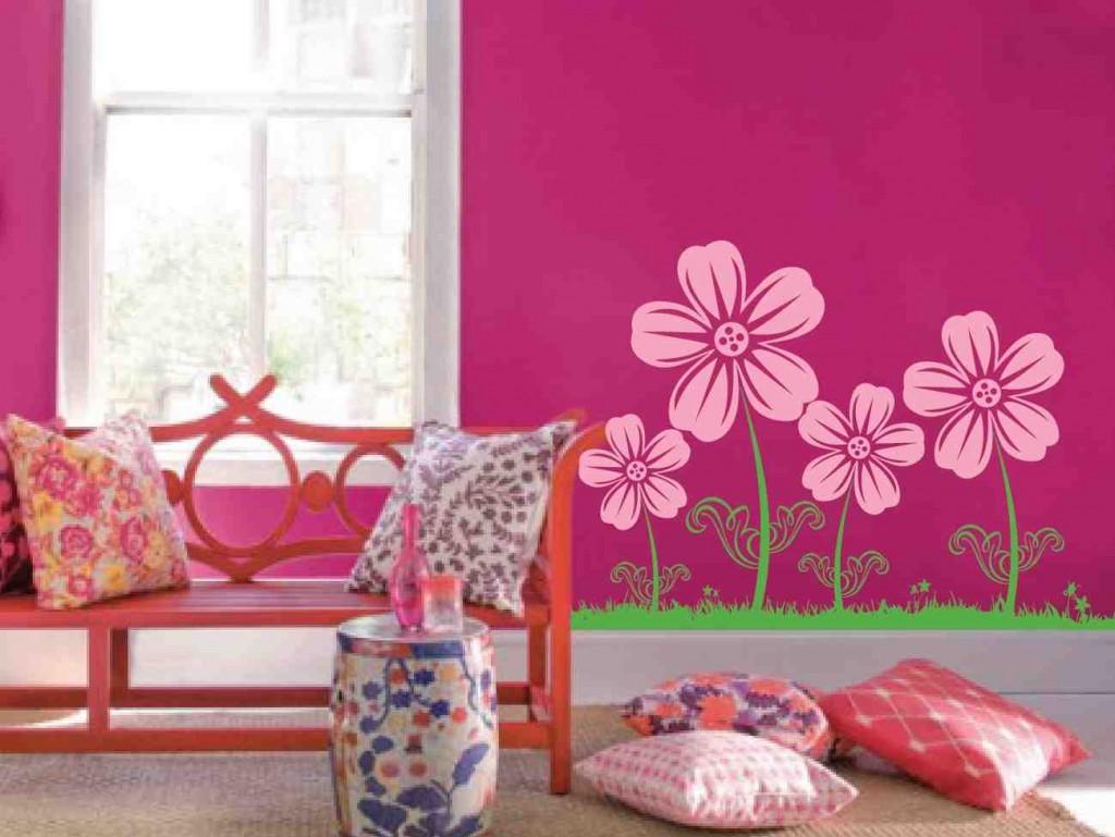 Girls Bedroom Wall Decor