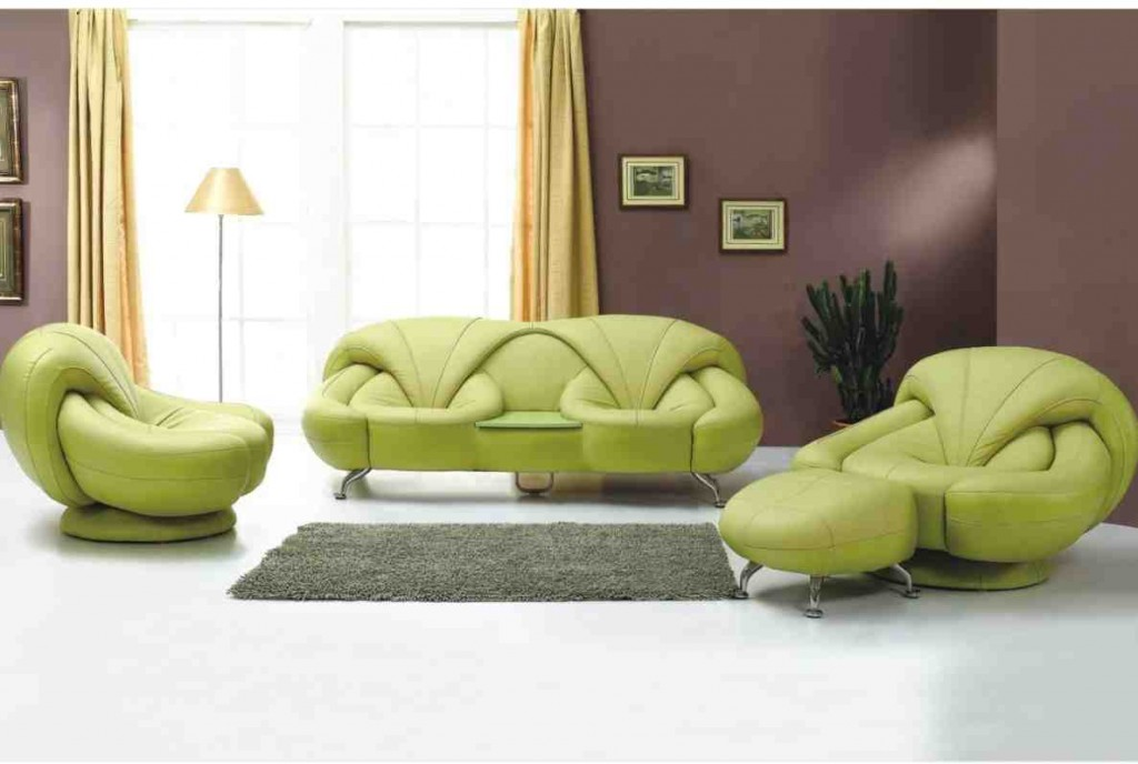 Green Living Room Chairs