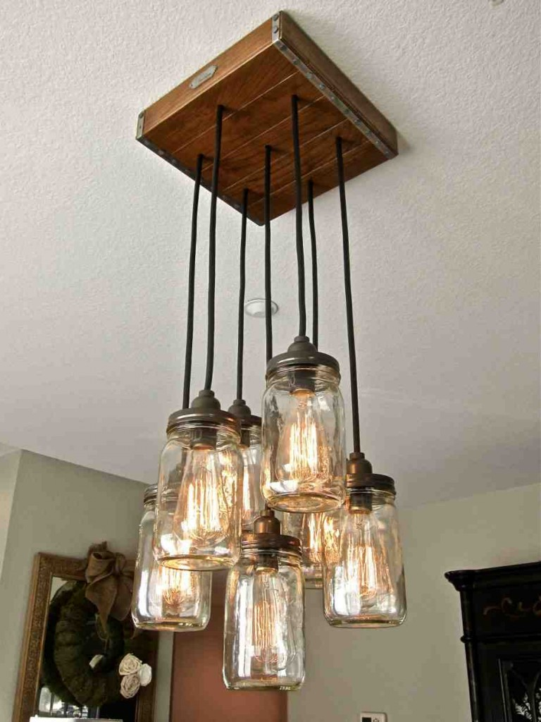 Hanging Chandelier Lamp
