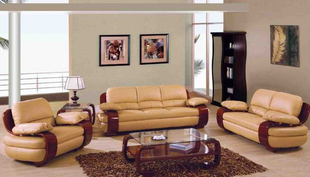 Leather Living Room Sets on Sale