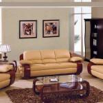 Leather Living Room Sets on Sale