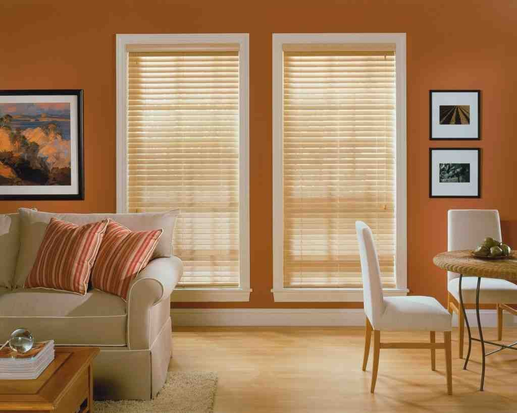 Levolor Bamboo Blinds