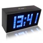 Lighted Digital Wall Clock