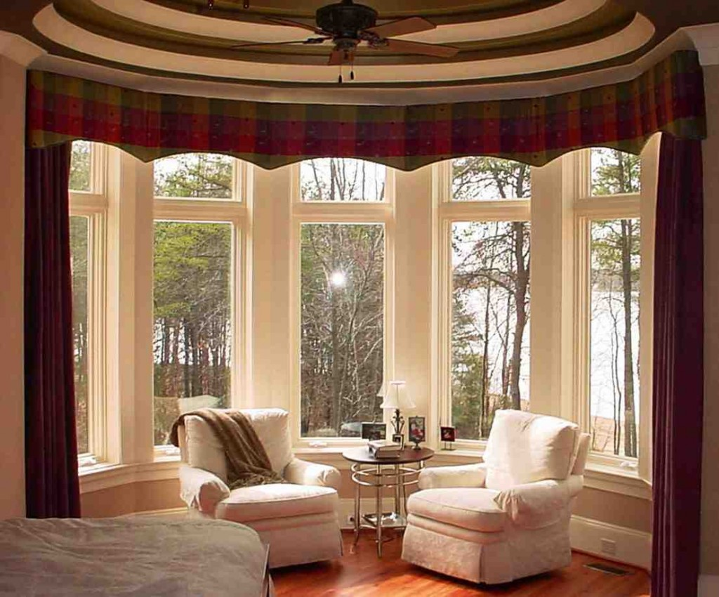 Living Room Curtain Rods