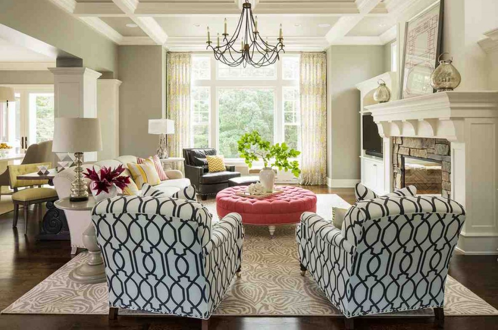 Matching Chairs for Living Room