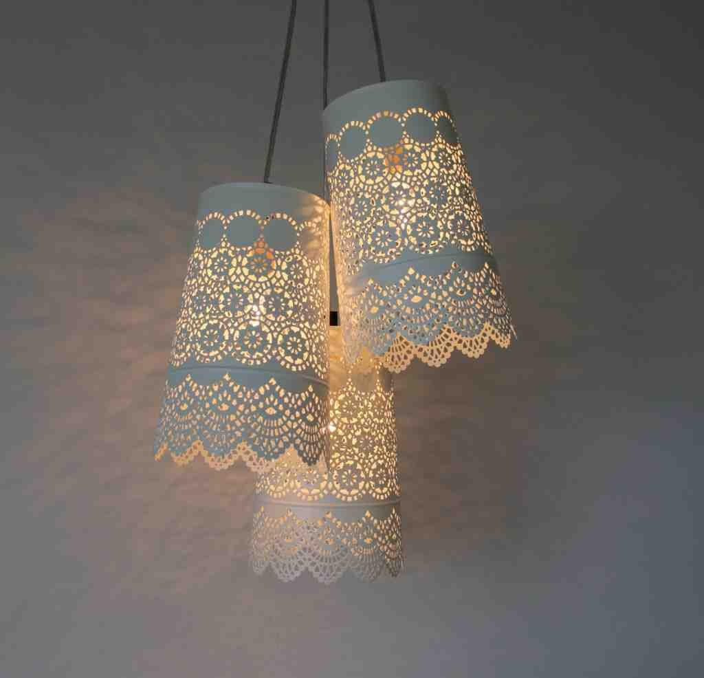 Mini Lamp Shades for Chandelier