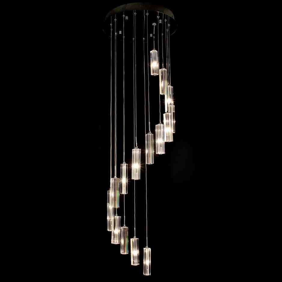 Multiple Pendant Chandelier