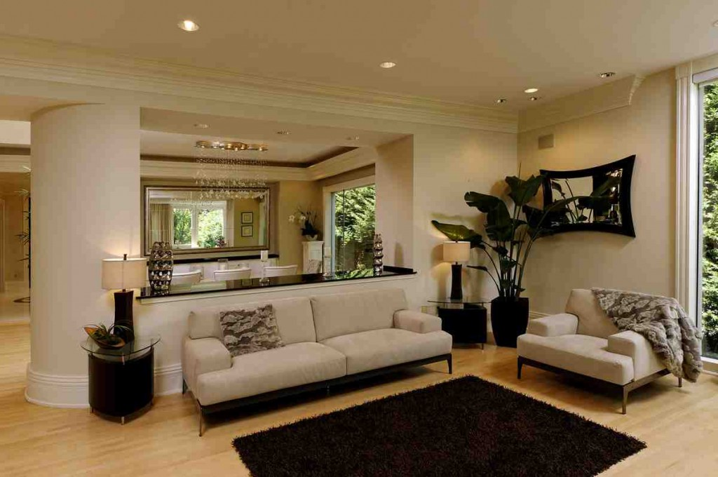 Neutral Wall Colors for Living Room
