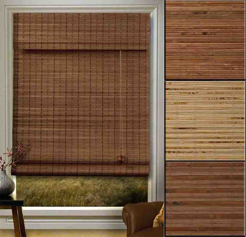 Outdoor Bamboo Blinds Outdoor Decoration Ideas Within Bamboo Roman Blinds Decor