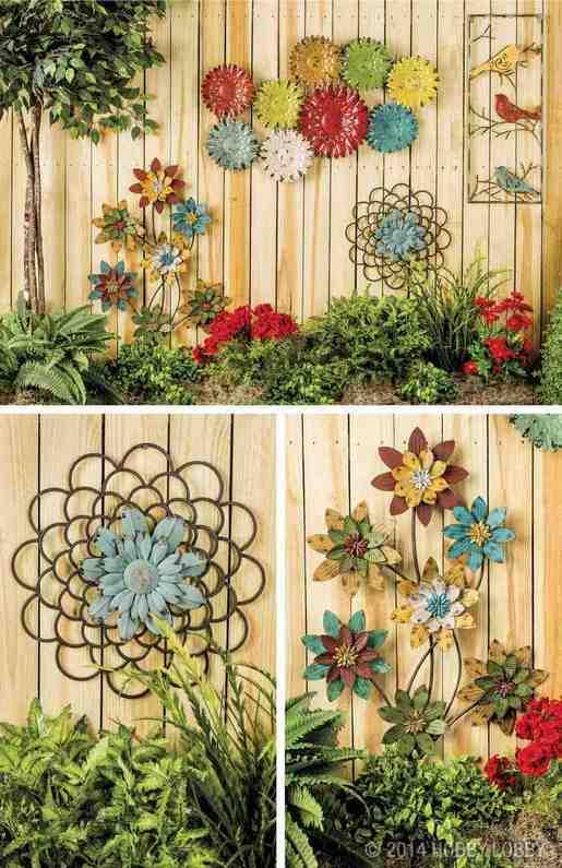 Outdoor Garden Wall Decor