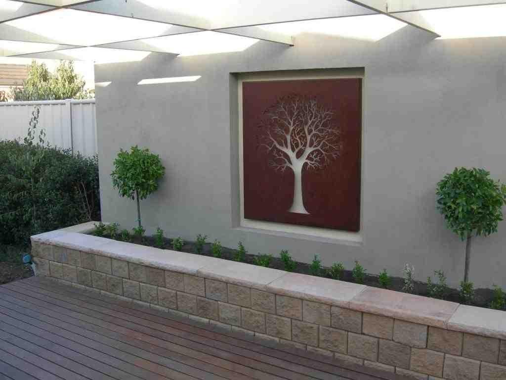 Outdoor Wall Decor Ideas - Decor Ideas