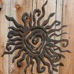 Outdoor Wall Decorations