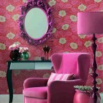 Pink Living Room Chair
