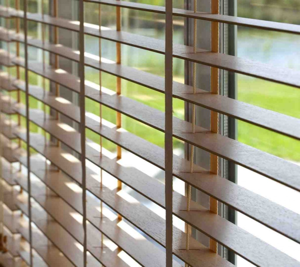 Plastic Bamboo Blinds