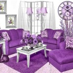 Purple Living Room Chair