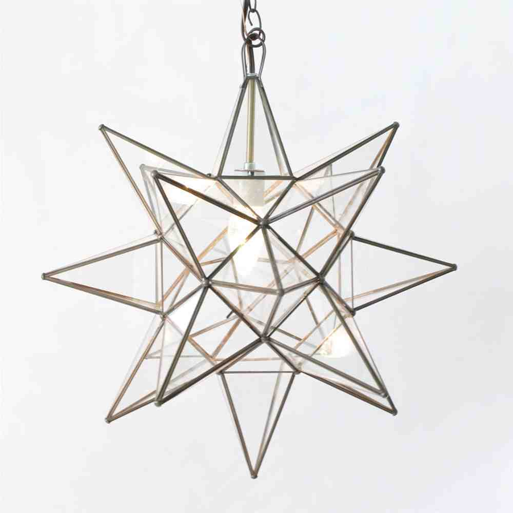 Star Pendant Chandelier