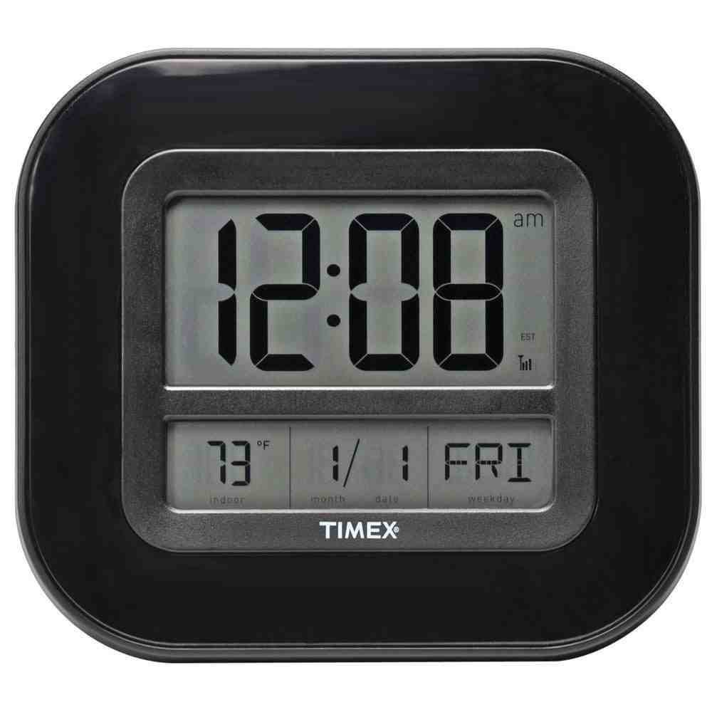 Timex Digital Wall Clock