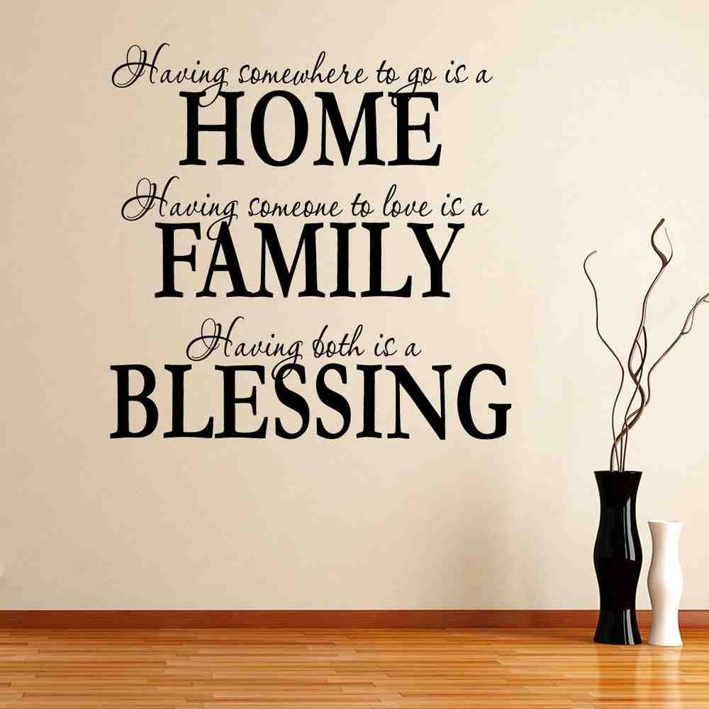 Wall Decor Stickers Quotes